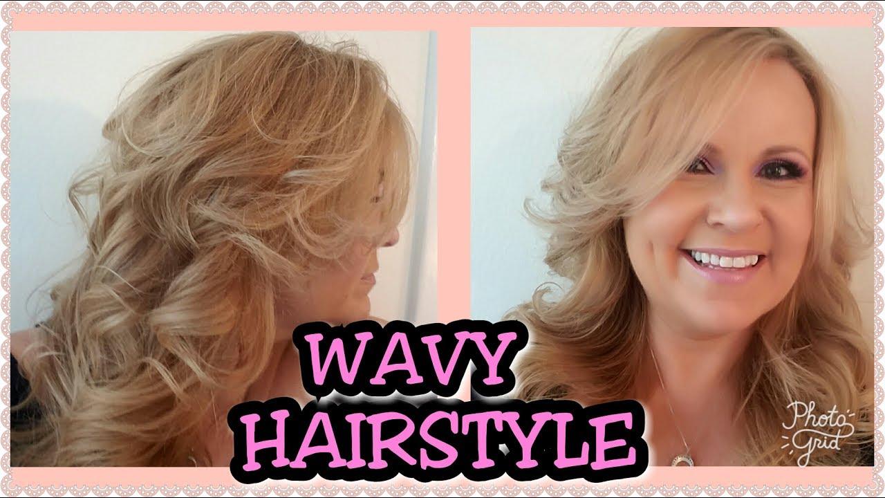 20 Minute Glam Farrah Fawcett Hair Tutorial Big Sexy Hair Kenra