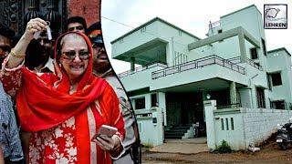 Saira Banu Flaunts Keys As Dilip Kumar Wins A Property Case | LehrenTV