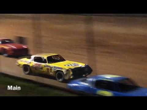 9/1/19 Pure Stock Harris Speedway