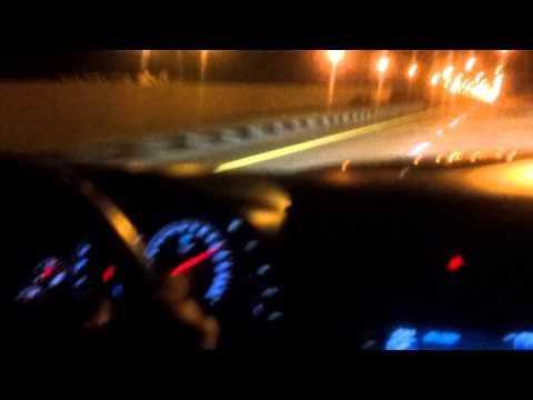 2008 Chevy Corvette C6 Acceleration 0-155 MPH