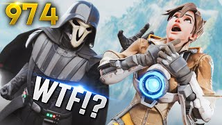 Overwatch Daily Moments Ep. 974  (Funny and Random Moments)