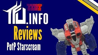 Starscream (Power of the Primes) Review - TFU Reviews