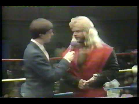 WCCW 1988 Michael Hayes Returns