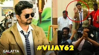 Vijay Returns To Thuppakki Look For Thalapathy 62 | #Vijay62