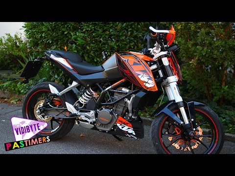 10 Greatest 125cc Motorbikes || Pastimers