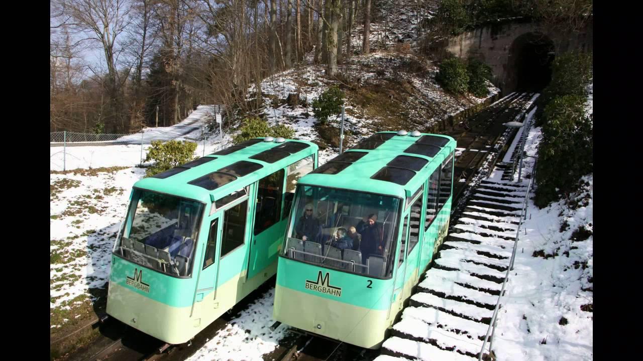 Baden Baden Merkurbergbahn