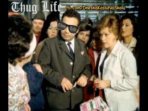 Thug life Vladimír Menšík