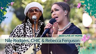 Nile Rodgers & CHIC feat. Rebecca Ferguson - Nothing Left But Family (Radio 2 Live At Home)