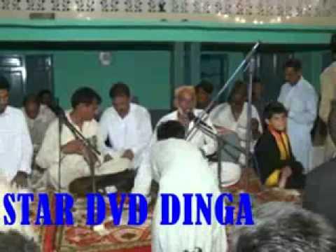five star dvd  dinga kharian gujrat punjabi desi  best folk muzic sajjad shah saif ul mlook 3