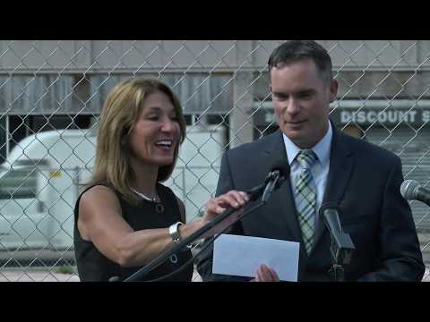 Lt. Gov. Karyn Polito Redevelopment Press Conference 7-26-17