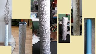 видео декоративные вазы