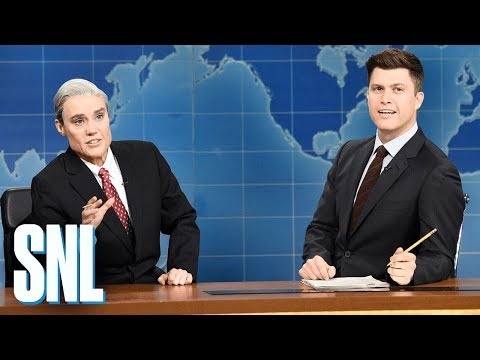 Weekend Update: Robert Mueller kate mckinnon