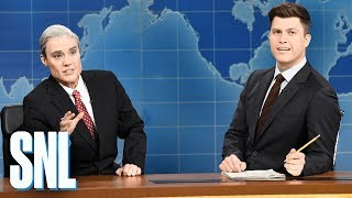 Weekend Update: Robert Mueller - SNL