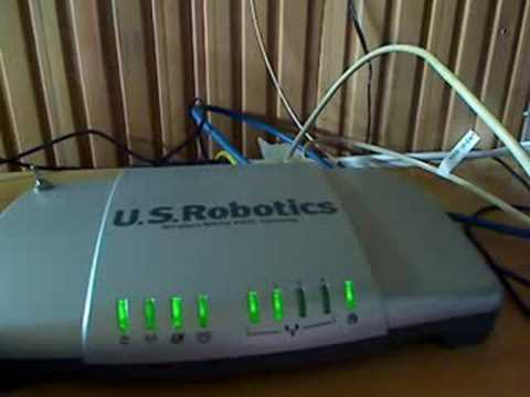 How To Add Wlan Hardware Switch In Us Robotics 9108a Part 4 Youtube
