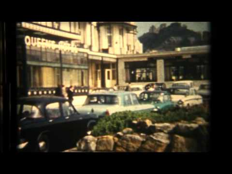HASTINGS 1960s OLD FILM TAKEN ON A 8mm CAMERA.