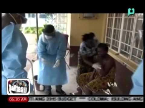 Liberia, nagdeklara na ng 'state of emergency' kaugnay sa 'Ebola Virus outbreak' [08/08/14]