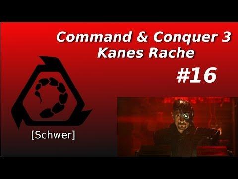 Command & Conquer 3: Kanes Rache [Schwer] #16 Die Aktion am Prime Temple | Lets's Play