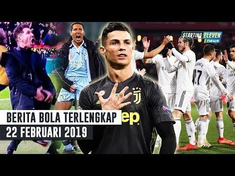 Ejekan C. Ronaldo 🔥 Selebrasi Tak Senono Simeone 😱Separuh Pemain Madrid Pergi(Berita Bola)