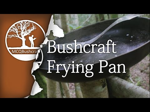 Bushcraft Containers: Frying Pan