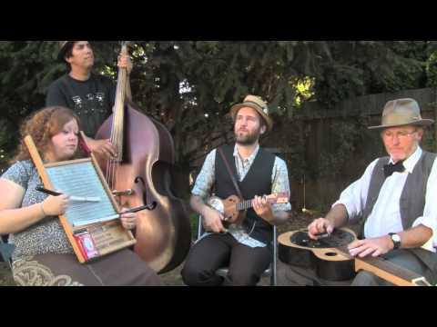 C CRider: Jug Band/Blues Songbook Demos