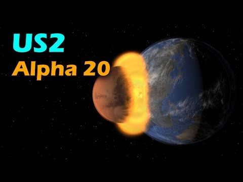 ALPHA 20 IS HERE! - Universe Sandbox 2