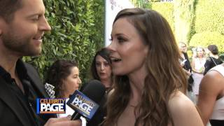 Hallmark Star Rachel Boston Loves A Happy Ending!