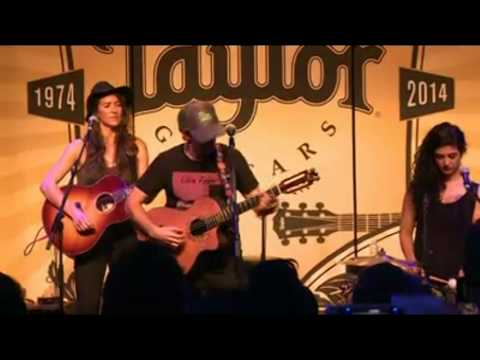 Jason Mraz & Raining Jane -  NAMM 2014 - FULL SHOW