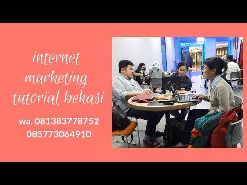 internet marketing tutorial bekasi 081383778752  I  085773064910 thumbnail