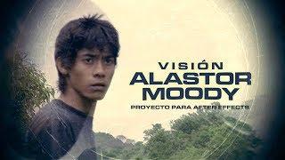 Proyecto para After Effects: Visión Alastor Moody