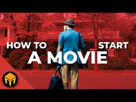 American Animals – How To Start A Movie