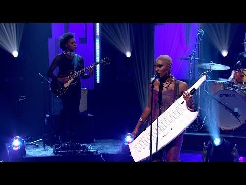 Laura Mvula - Overcome - Later… with Jools Holland - BBC Two