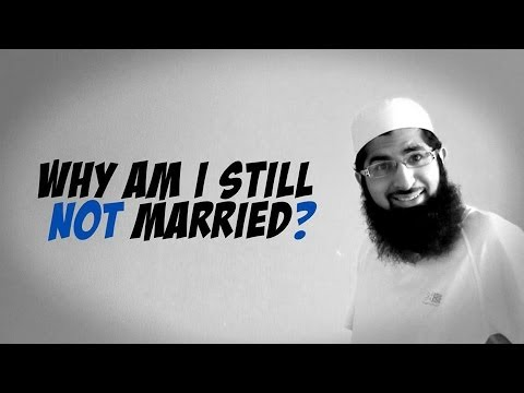 Why Am I Still Not Married? ᴴᴰ | VERY FUNNY
