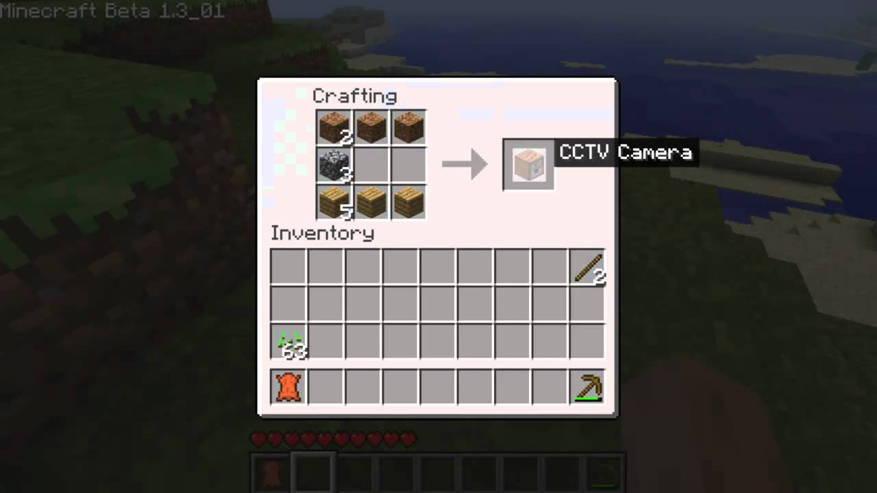 Minecraft - Episode 130 - CCTV Cameras