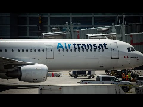Air Transat To Cancel All Flights From Western Canada To Sun Destinations And The U.S.