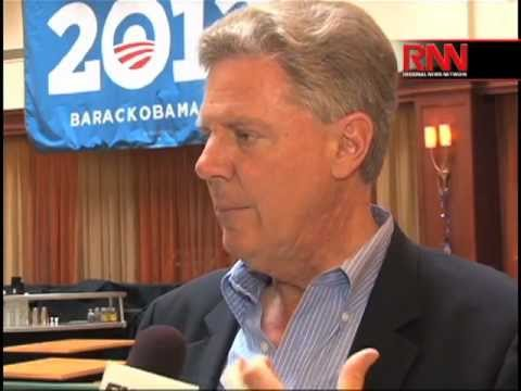 New Jersey Congressman, Frank Pallone - Interview