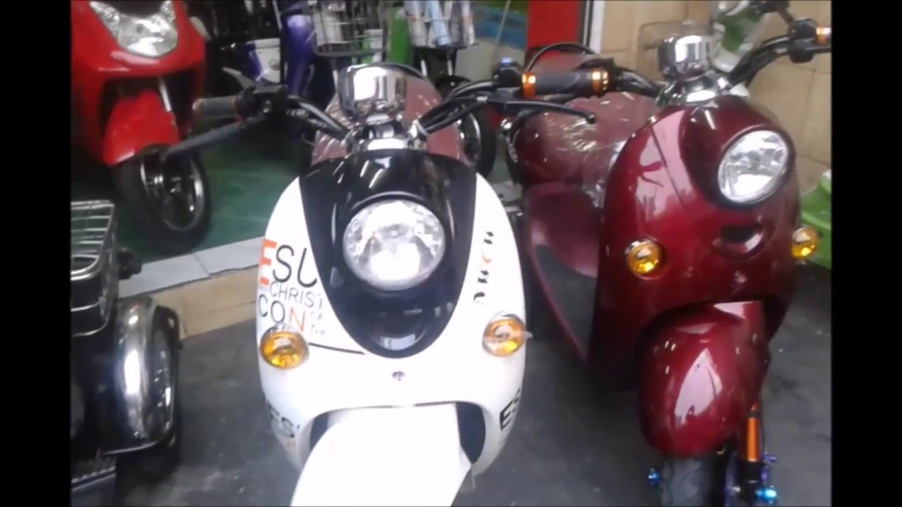 Electric Bikes Are Somewhat Popular Philippines Youtube