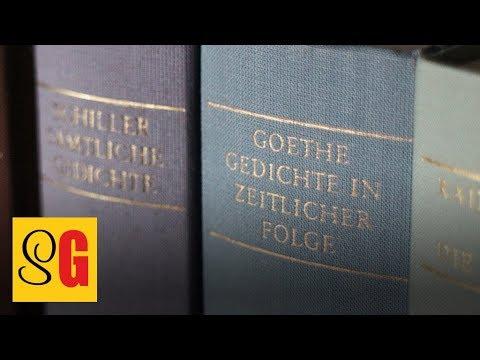 Schiller und Goethe - Slow German #150