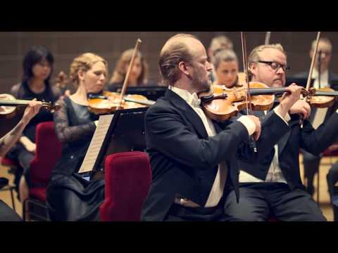 J S Bach Air from Orchestral Suite No. 3 / Royal Stockholm Philharmonic Orchestra / Ton Koopman