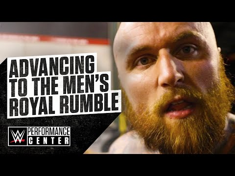 ALEISTER BLACK, JOHNNY GARGANO And PETE DUNNE Are In The Royal Rumble!