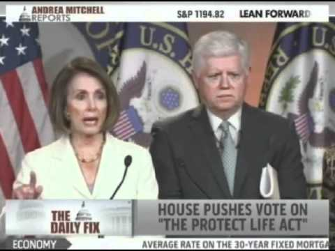 Nancy Pelosi just went off on Republicans attacking Democrats over the Scalise shooting