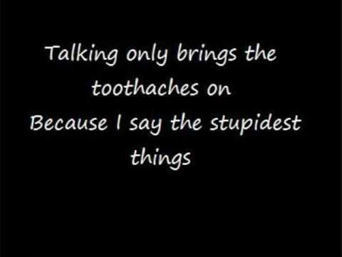 Owl City - Dental Care(lyrics)