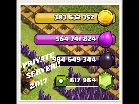HOW TO GET UNLIMITED LOOT AND GEMS ON CLASH OF CLANS!! (December 2017 & no jailbreak) 100% working!