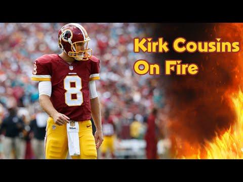 Kirk Cousins - On Fire - 2015-2016 Season Highlights