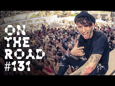 Machine Gun Kelly @ Wet Republic - On the Road w/ Steve Aoki #131