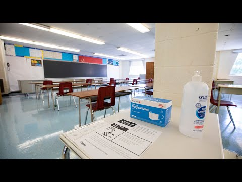 Teacher says it's too risky to send kids back to school just yet