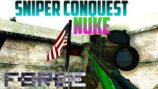 Bullet Force: Conquest Sniper Nuke!