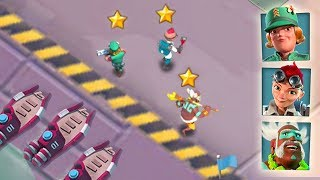 SEULEMENT Operation Hero ?! Mass Boom Beach Hero Gameplay!
