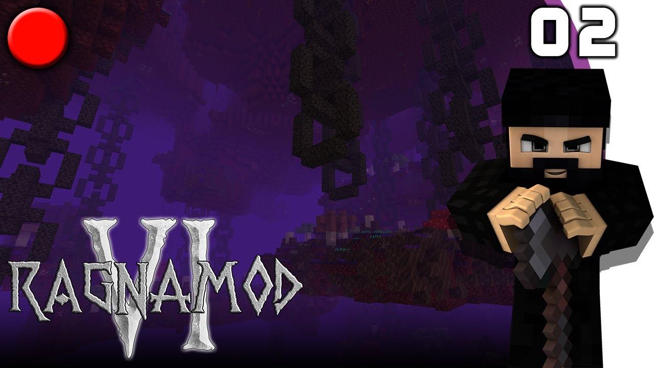 Download [Minecraft] Ragnamod VI / Bêta #02 [FR]