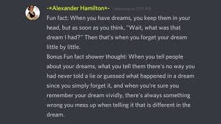 Fun Facts With Discord #13