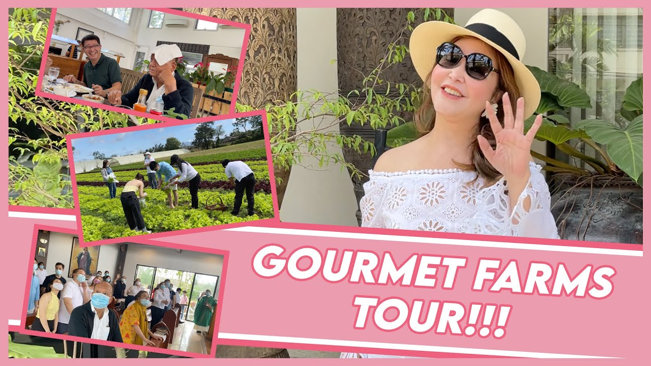 GOURMET FARMS TOUR WITH FAMILY AND FRIENDS | Small Laude